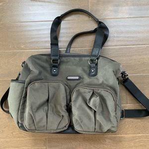 Diaper Bag by timi & leslie, Army Green